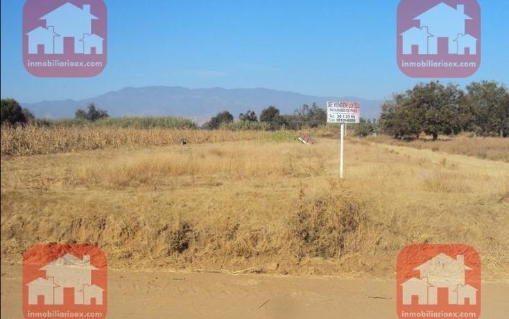 Foto de terreno habitacional en venta en  , zaachila, villa de zaachila, oaxaca, 541979 No. 03