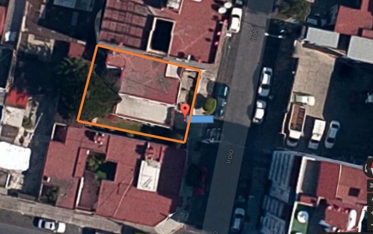 Foto de terreno habitacional en venta en  , zacahuitzco, benito juárez, distrito federal, 1045375 No. 01