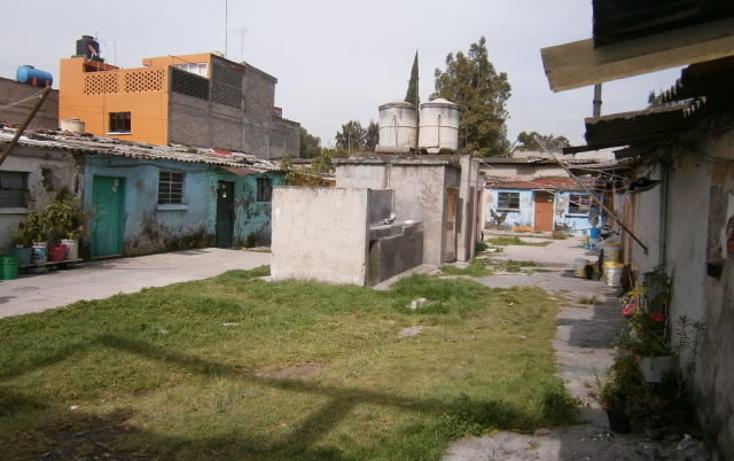 Foto de terreno habitacional en venta en  , zacahuitzco, iztapalapa, distrito federal, 1854320 No. 08