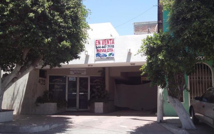 Foto de edificio en venta en zacatecas 438, ciudad obregón centro fundo legal, cajeme, sonora, 914479 no 01