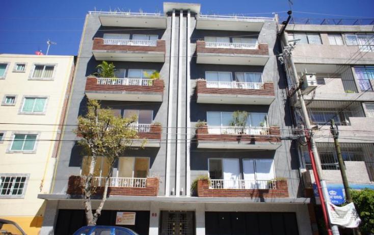 Foto de departamento en renta en zacatecas 65, roma norte, cuauhtémoc, df, 834461 no 01
