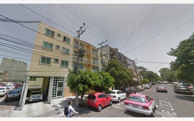 Foto de departamento en venta en zacatecas 67, roma norte, cuauhtémoc, distrito federal, 2752446 No. 01