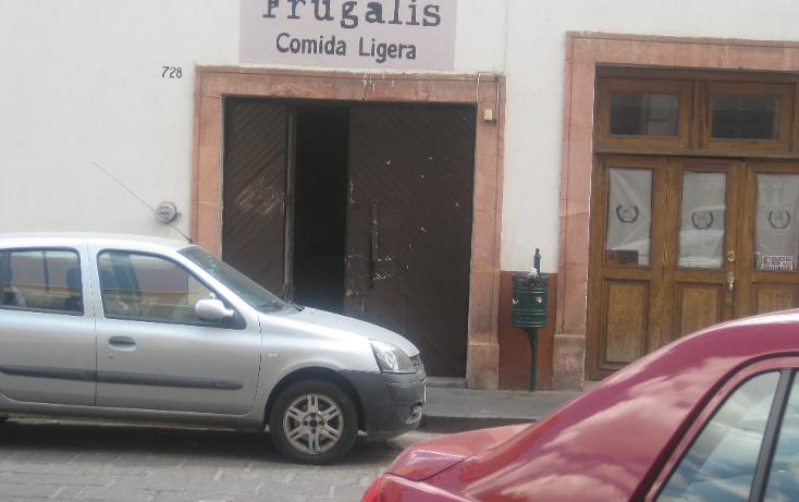 Foto de local en renta en  , zacatecas centro, zacatecas, zacatecas, 1142489 No. 01