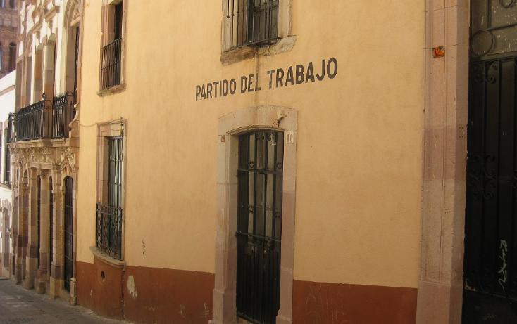 Foto de local en renta en  , zacatecas centro, zacatecas, zacatecas, 1196473 No. 01