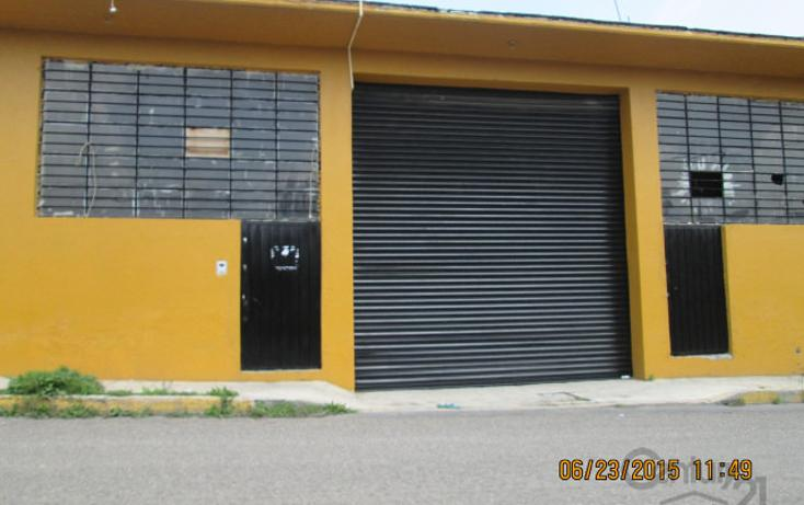 Foto de nave industrial en renta en zacatecas manzana 6 mt 30 30 , loma bonita, tecámac, méxico, 1707284 No. 01