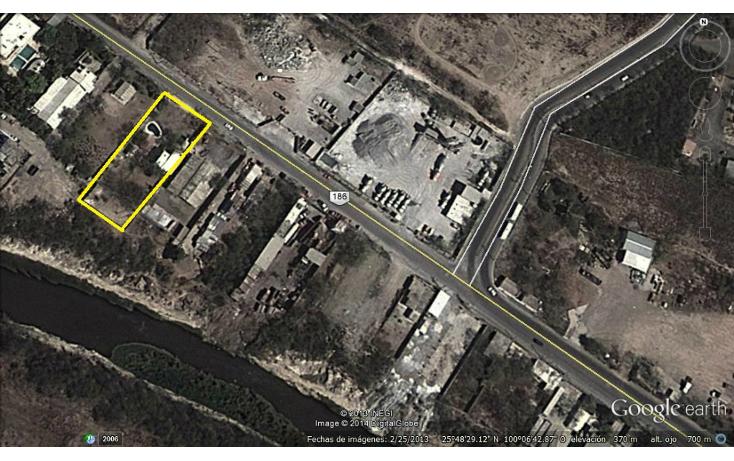 Foto de terreno comercial en venta en  , zacatecas, pesquería, nuevo león, 1270091 No. 05