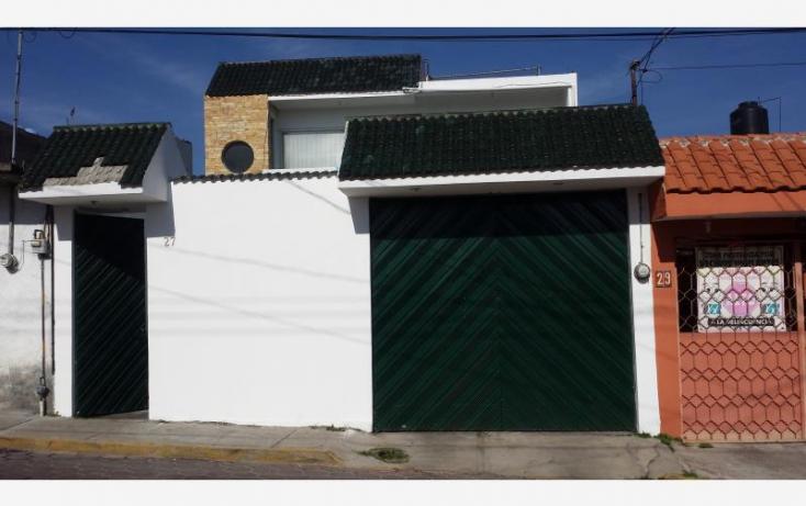 Foto de casa en venta en zafiro norte 27, la joya, tlaxcala, tlaxcala, 389128 no 01