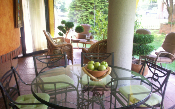 Foto de casa en venta en  , zamarrero, zinacantepec, méxico, 1331085 No. 03