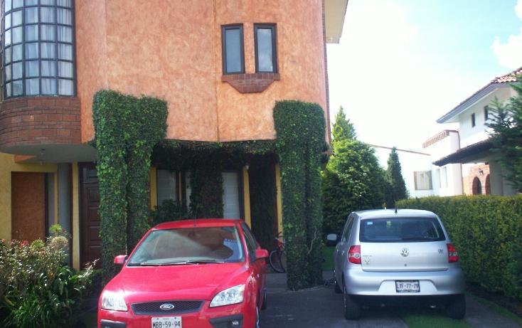 Foto de casa en venta en  , zamarrero, zinacantepec, méxico, 1331085 No. 04