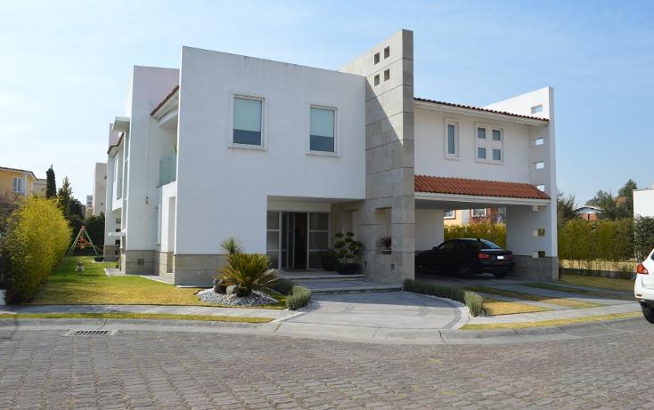 Foto de casa en venta en  , zamarrero, zinacantepec, m?xico, 1665614 No. 01