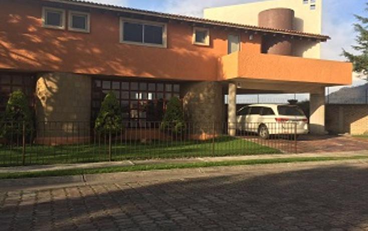 Foto de casa en renta en  , zamarrero, zinacantepec, méxico, 1974042 No. 01