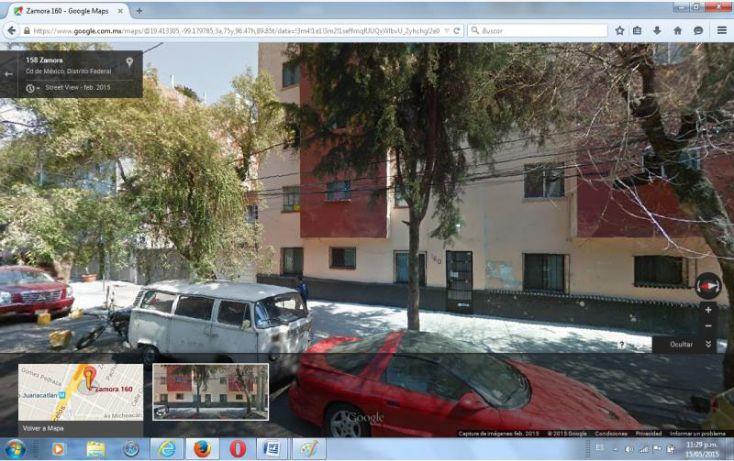 Foto de departamento en renta en zamora 160, condesa, cuauhtémoc, df, 1622880 no 04