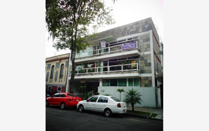 Foto de departamento en venta en zamora 43, condesa, cuauhtémoc, distrito federal, 2824003 No. 16