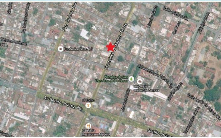 Foto de terreno habitacional en venta en, zamora de hidalgo centro, zamora, michoacán de ocampo, 1552420 no 03