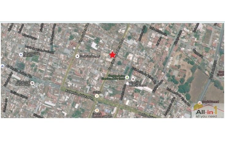 Foto de terreno habitacional en venta en  , zamora de hidalgo centro, zamora, michoac?n de ocampo, 1552420 No. 03