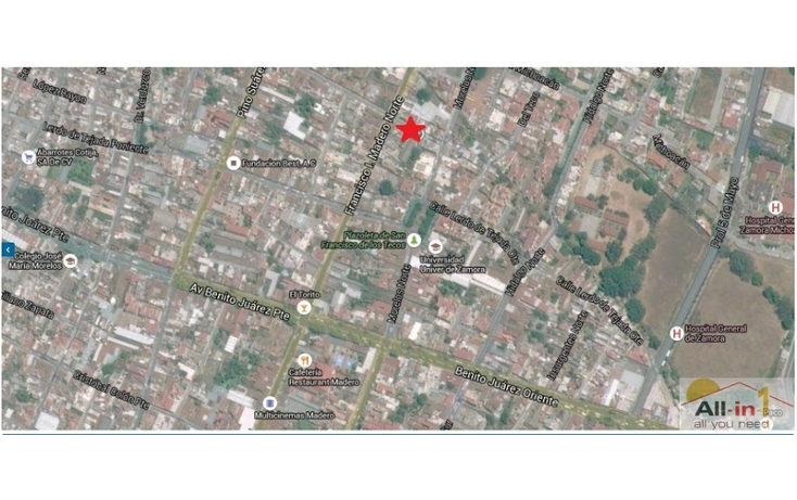 Foto de terreno habitacional en venta en  , zamora de hidalgo centro, zamora, michoac?n de ocampo, 1552424 No. 04