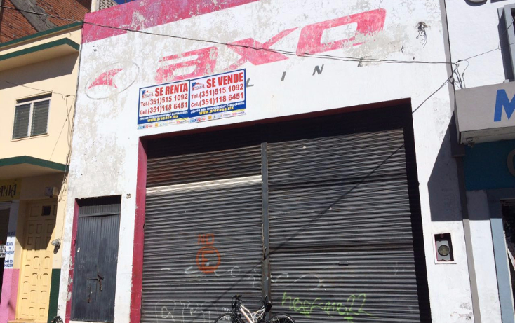 Foto de local en venta en  , zamora de hidalgo centro, zamora, michoac?n de ocampo, 1815894 No. 01