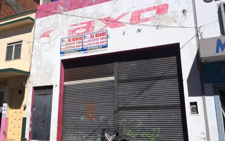Foto de local en renta en  , zamora de hidalgo centro, zamora, michoac?n de ocampo, 1815896 No. 01