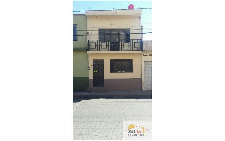 Foto de casa en venta en  , zamora de hidalgo centro, zamora, michoacán de ocampo, 1940229 No. 01