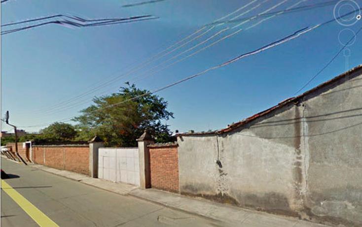 Foto de terreno habitacional en venta en  , zamora de hidalgo centro, zamora, michoacán de ocampo, 2034132 No. 01