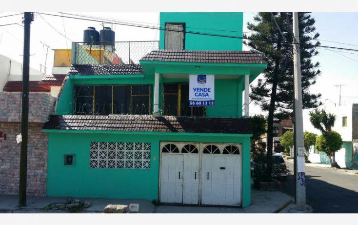 Foto de casa en venta en zancara, ampliación valle de aragón sección a, ecatepec de morelos, estado de méxico, 1414173 no 01