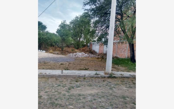 Foto de terreno habitacional en venta en zapata 0, rinconada santa cruz nieto, san juan del r?o, quer?taro, 1901972 No. 01