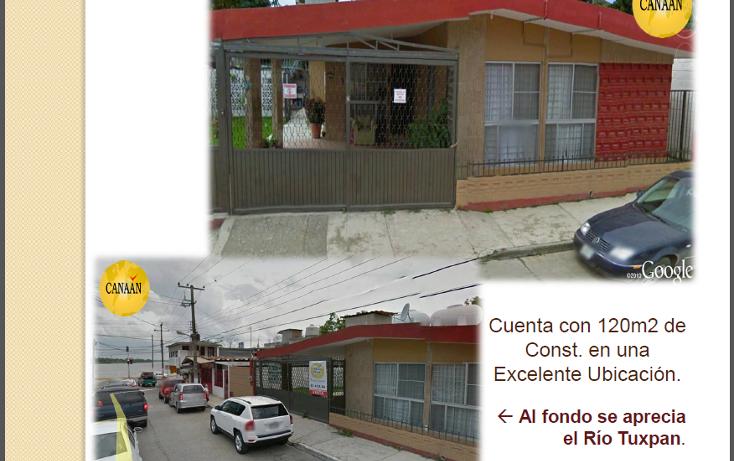 Foto de casa en venta en  , zapote gordo, tuxpan, veracruz de ignacio de la llave, 1136455 No. 03