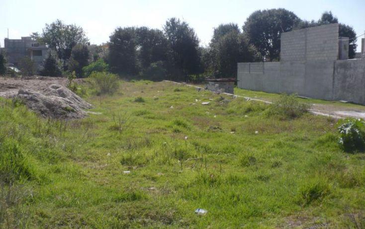 Foto de terreno habitacional en venta en zaragoza 15a, san miguel, san pablo del monte, tlaxcala, 1763458 no 02