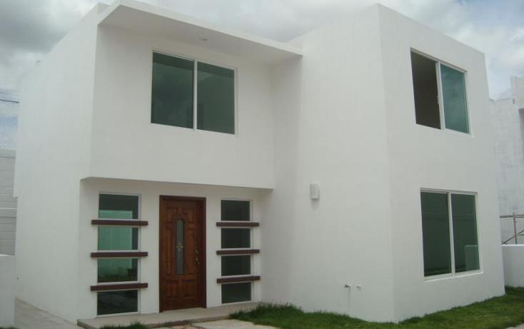 Foto de casa en venta en  , zaragoza, apizaco, tlaxcala, 607923 No. 01