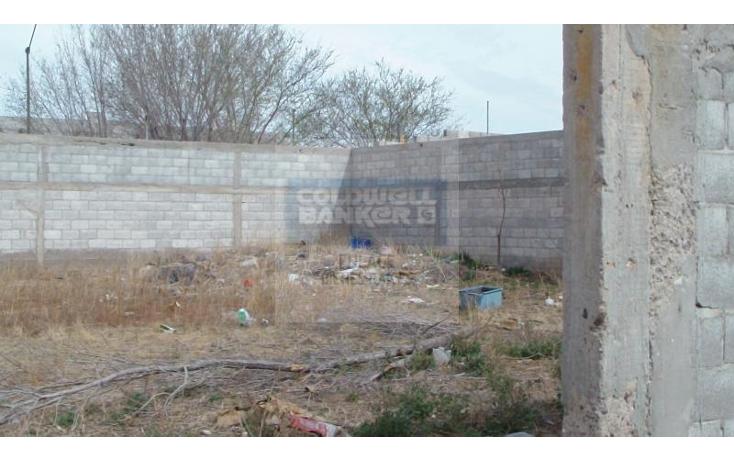 Foto de terreno comercial en venta en  , zaragoza, ju?rez, chihuahua, 1841016 No. 06