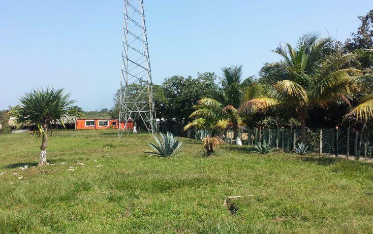Foto de terreno habitacional en renta en zaragoza lote 1 manzana 2, pajaritos, coatzacoalcos, veracruz, 1833870 no 02