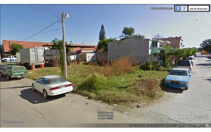 Foto de terreno habitacional en venta en  , vivienda popular, ahome, sinaloa, 1908667 No. 01