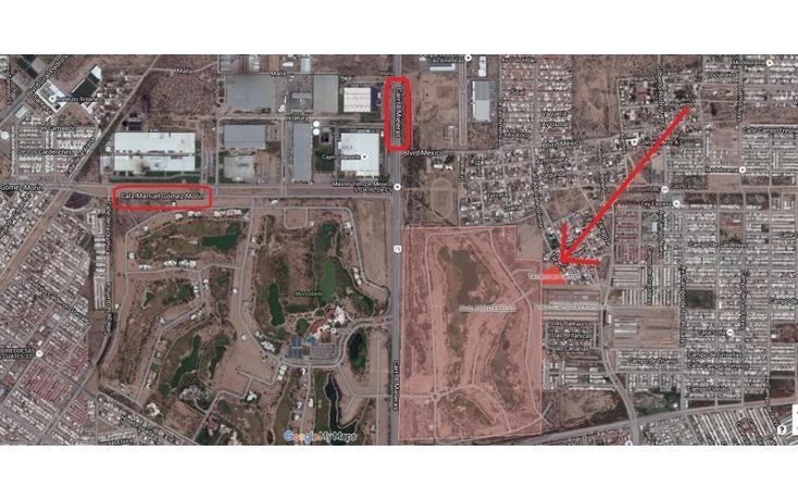 Foto de terreno habitacional en venta en  , zaragoza norte, torreón, coahuila de zaragoza, 1446297 No. 01