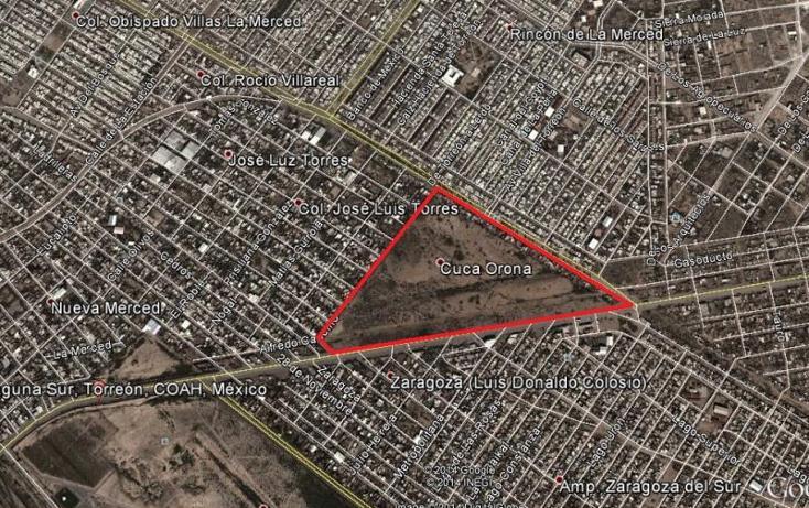 Foto de terreno comercial en venta en  , zaragoza sur, torreón, coahuila de zaragoza, 521324 No. 07
