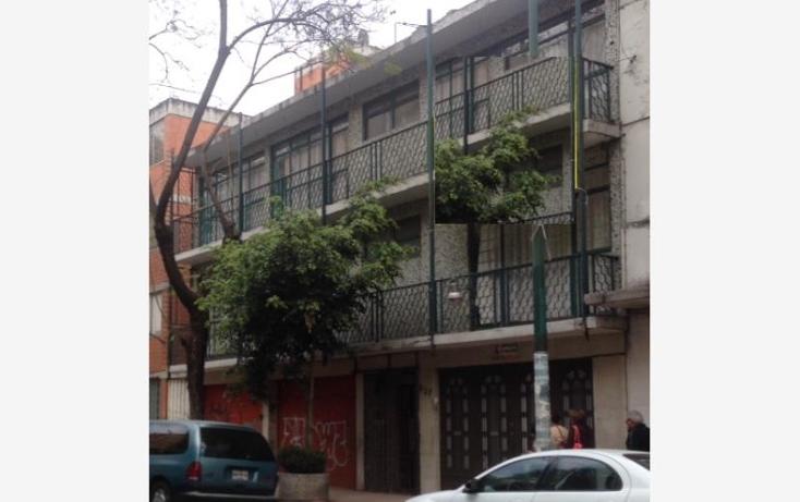 Foto de edificio en venta en zaragoza/edificio para remodelar o tirar 00, buenavista, cuauhtémoc, distrito federal, 1781842 No. 01