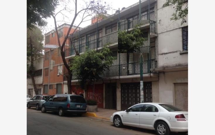 Foto de edificio en venta en zaragoza/edificio para remodelar o tirar 00, buenavista, cuauhtémoc, distrito federal, 1781842 No. 02