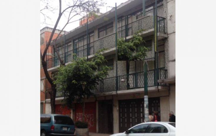 Foto de edificio en venta en zaragozaedificio para remodelar o tirar, buenavista, cuauhtémoc, df, 1781842 no 01