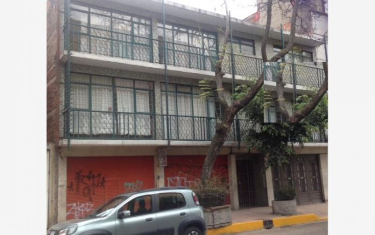 Foto de edificio en venta en zaragozaedificio para remodelar o tirar, buenavista, cuauhtémoc, df, 1781842 no 03