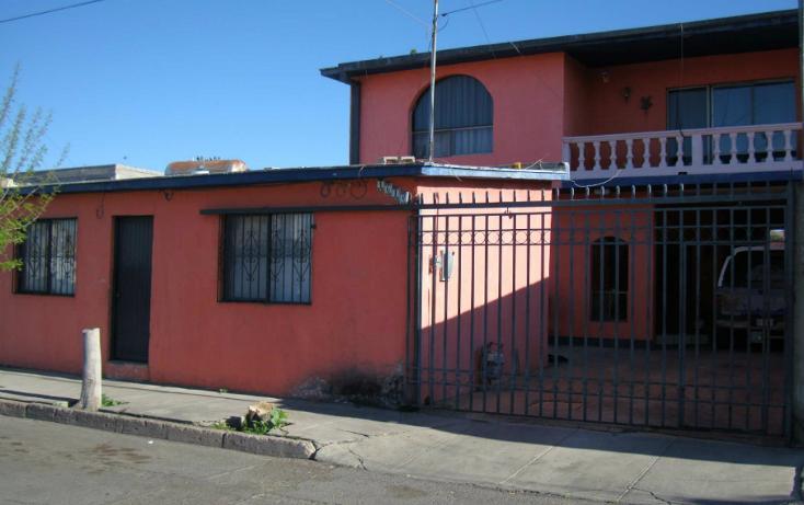 Foto de casa en venta en  , zarco, chihuahua, chihuahua, 1695902 No. 01