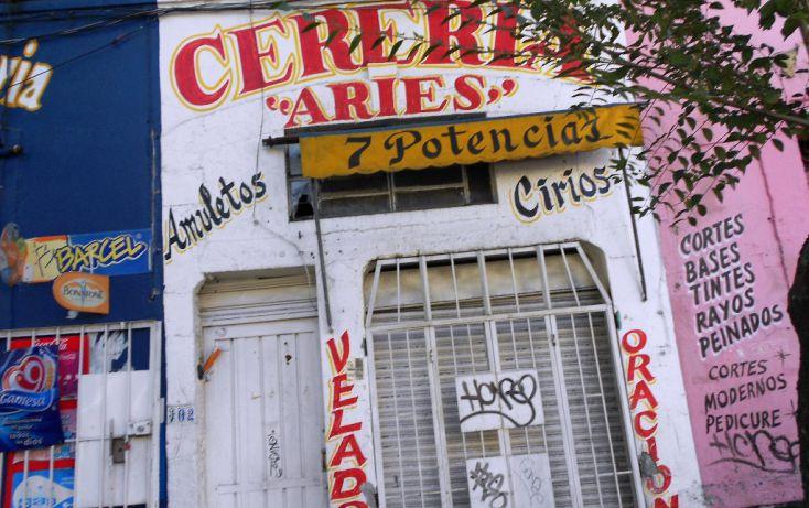 Foto de terreno habitacional en venta en zarco, guerrero, cuauhtémoc, df, 1705768 no 02