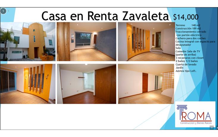 Foto de casa en renta en  , zavaleta (zavaleta), puebla, puebla, 1452233 No. 31