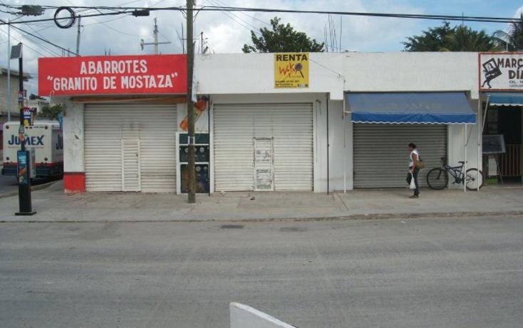 Foto de local en renta en  , zazil ha, solidaridad, quintana roo, 1064649 No. 01