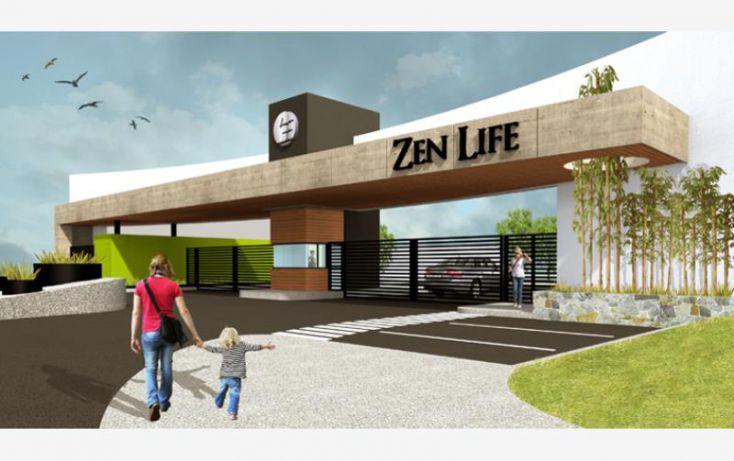 Foto de terreno habitacional en venta en zen life condominio d 22, cuitlahuac, querétaro, querétaro, 1565822 no 01