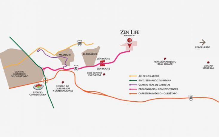 Foto de terreno habitacional en venta en zen life condominio d 22, cuitlahuac, querétaro, querétaro, 1565822 no 08