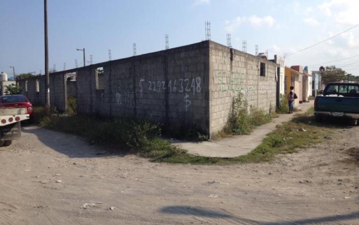 Foto de terreno habitacional en venta en zenzontle 1, 10 de febrero, veracruz, veracruz, 827489 no 01