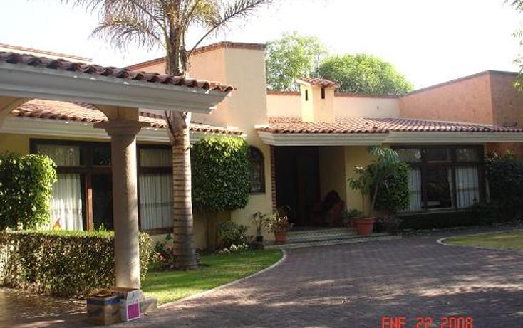 Foto de casa en venta en  , zerezotla, san pedro cholula, puebla, 1058173 No. 01
