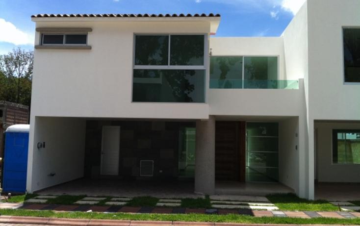 Foto de casa en venta en  , zerezotla, san pedro cholula, puebla, 1311875 No. 01