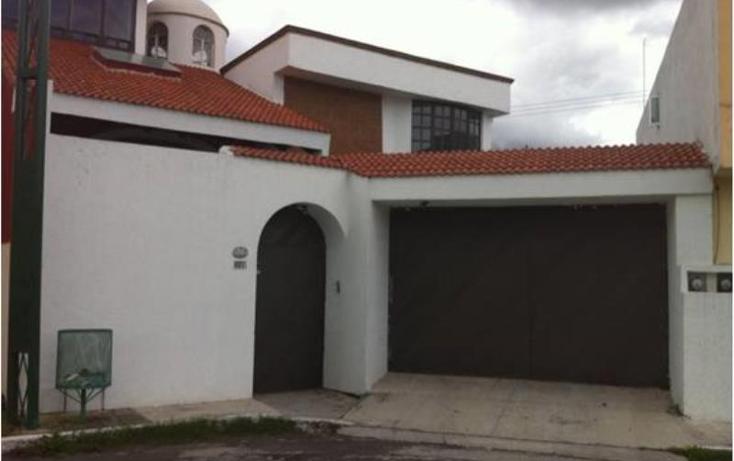 Foto de casa en venta en  , zerezotla, san pedro cholula, puebla, 1335383 No. 01