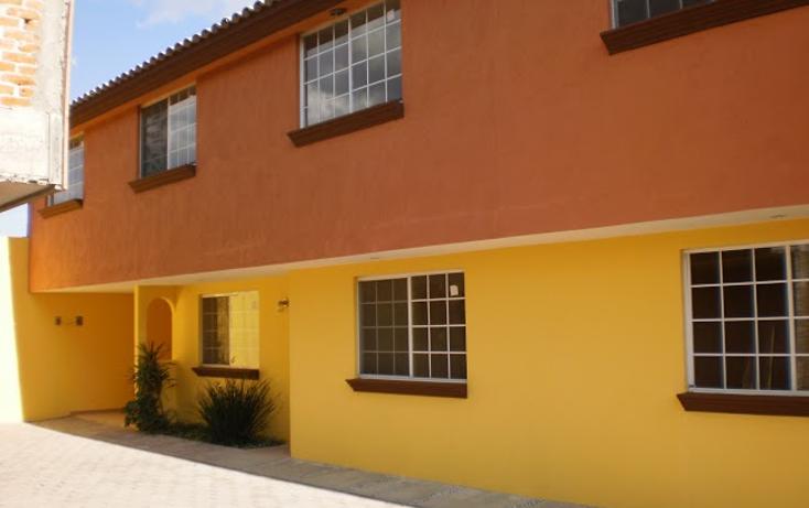 Foto de casa en renta en  , zerezotla, san pedro cholula, puebla, 1480579 No. 01