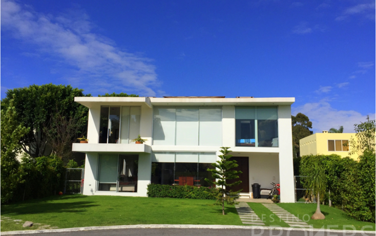 Foto de casa en venta en  , zerezotla, san pedro cholula, puebla, 1481767 No. 02